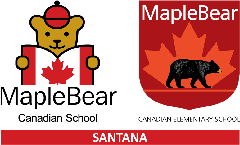 logo maple bear santana