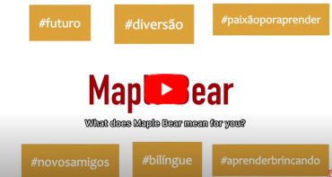 filme publicitário Maple Bear